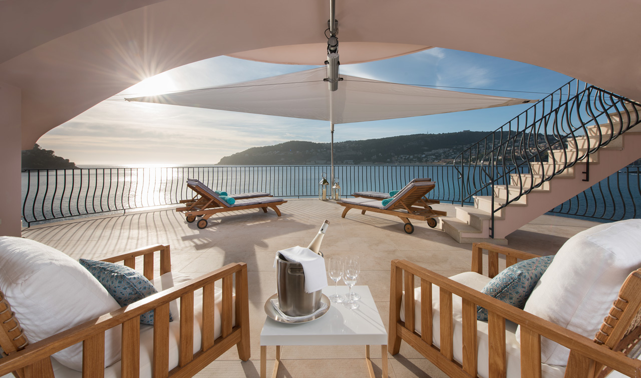 Villa La Gabbia, St-Jean Cap Ferrat, French Riviera, France