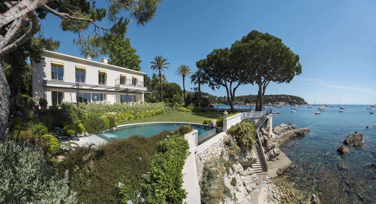 Mas de la Rube, Saint-Jean Cap Ferrat, French Riviera, France