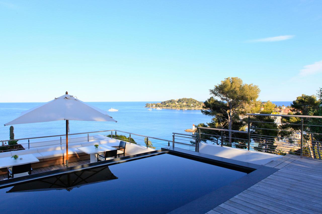 Villa Cap Ferrat, French Riviera, France