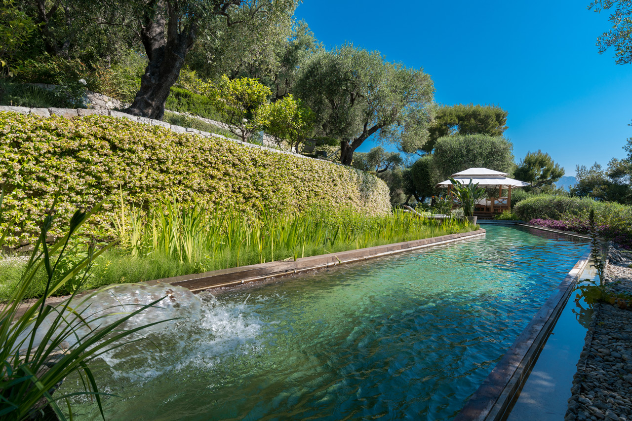 Villa Cap Ferrat, French Riviera, France