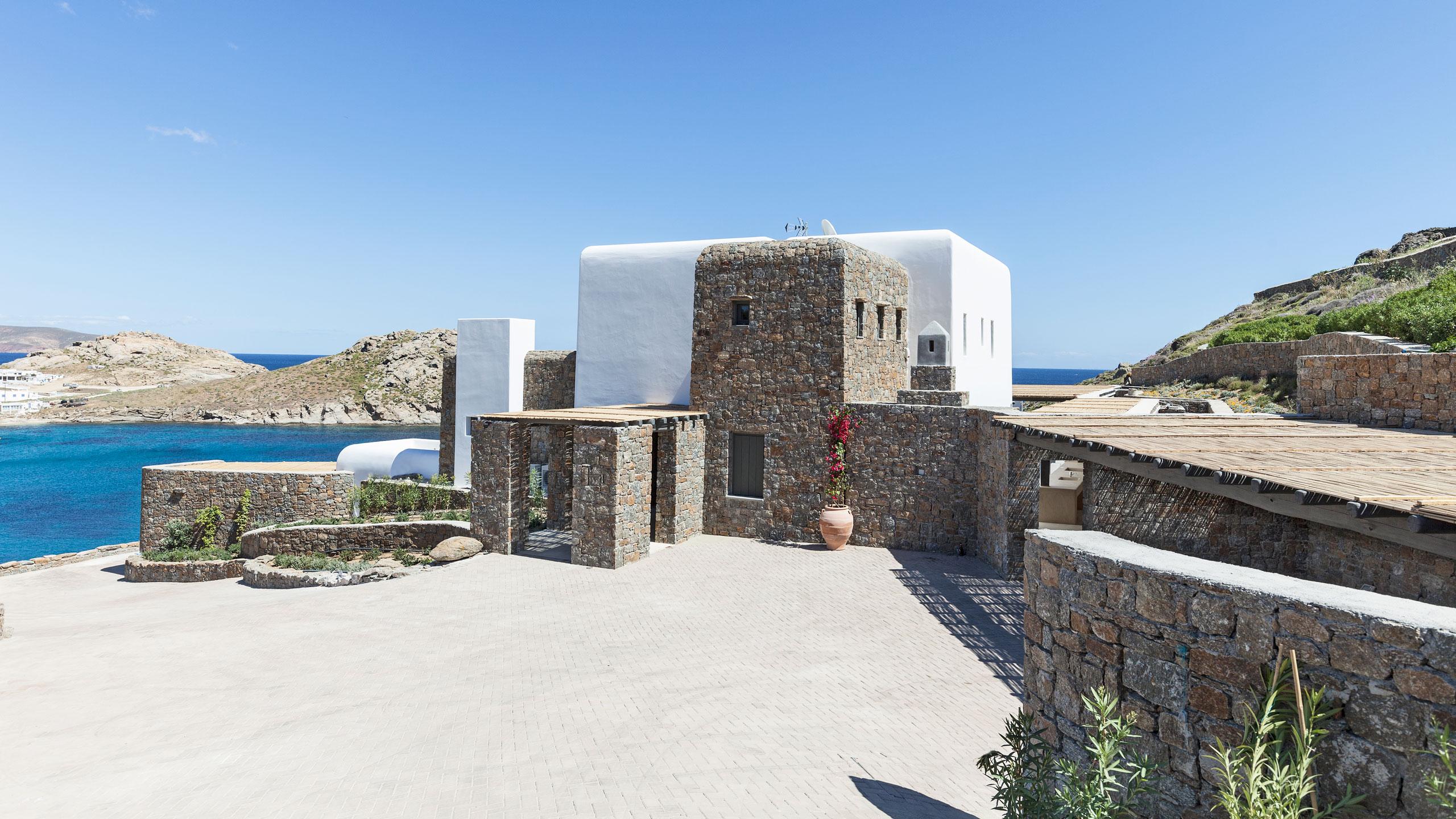 Villa Salacia, Mykonos, Greece