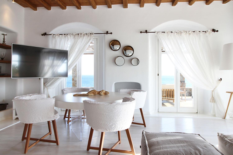 Villa Alisahnea, Mykonos, Greece