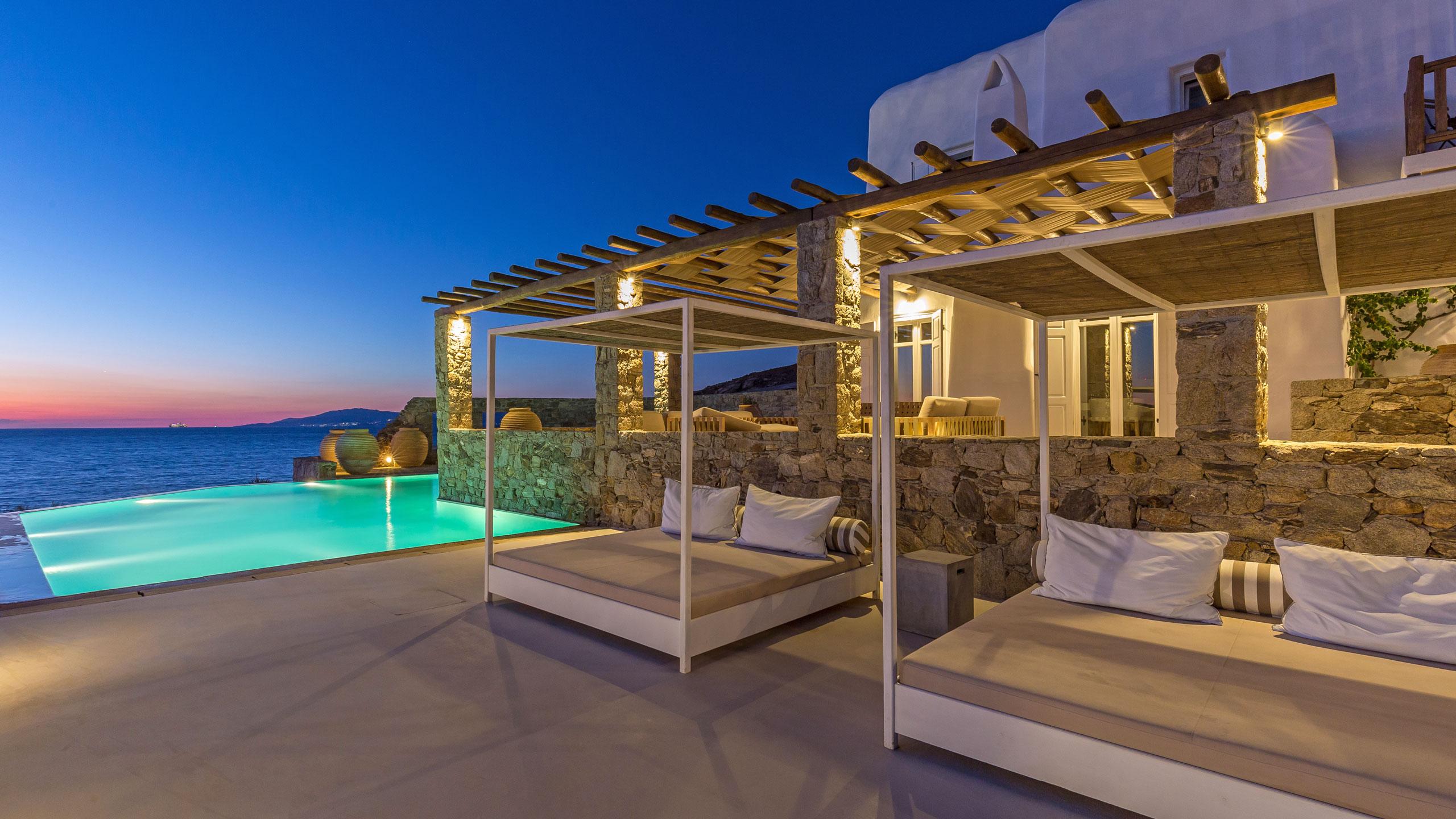 Villa Alisahnea, Mykonos, Grèce