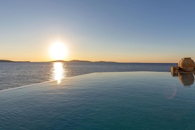 Villa Alisahnea, Agios Ioannis Beach, Mykonos, Greece