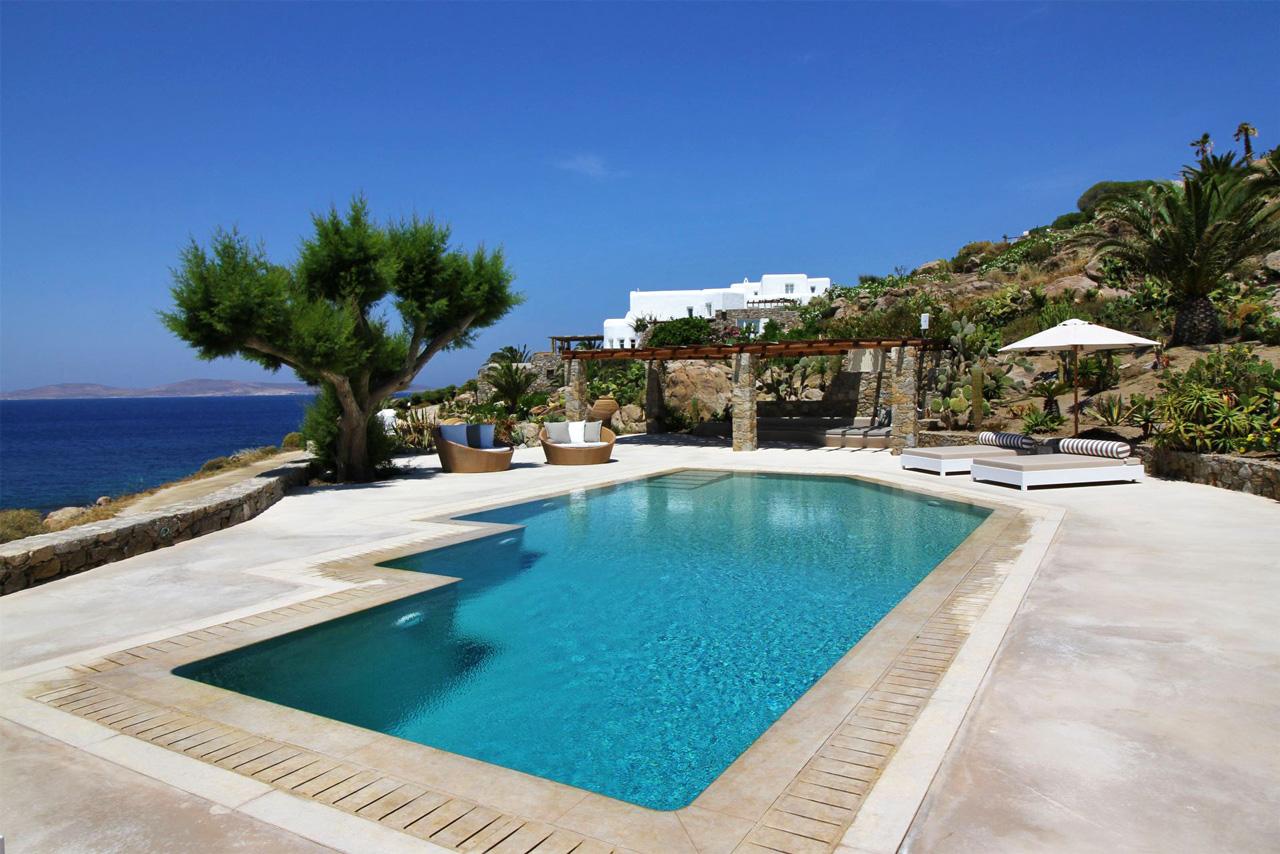 Villa Neptunea, Mykonos, Greece
