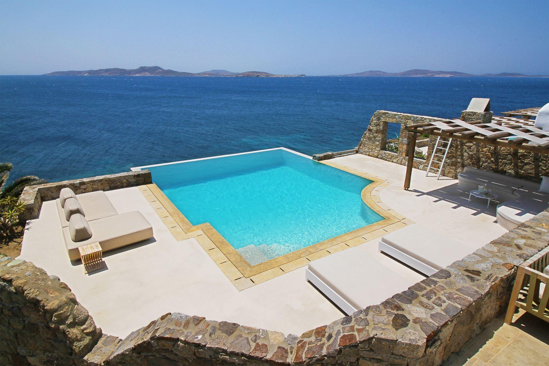 Villa Okyroe, Mykonos, Greece
