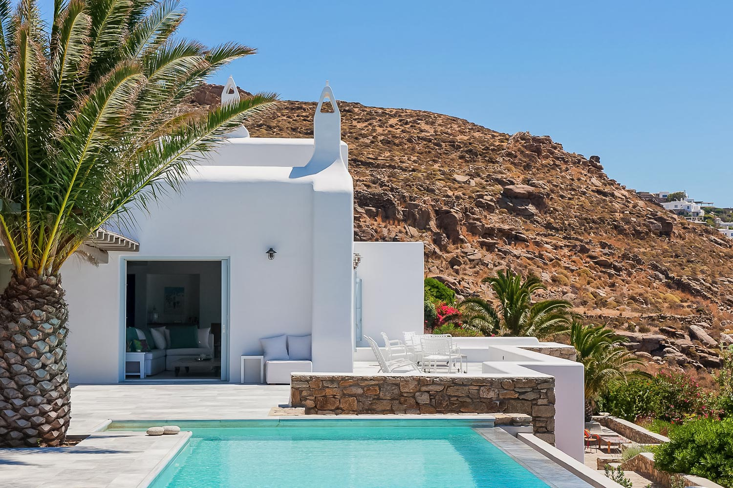 The G House Agios Stefanos Beach Mykonos Casol