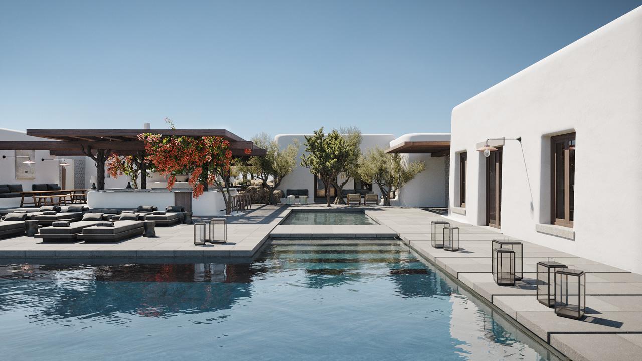 Kalesma Mykonos Luxury Hotel Greece - Casol