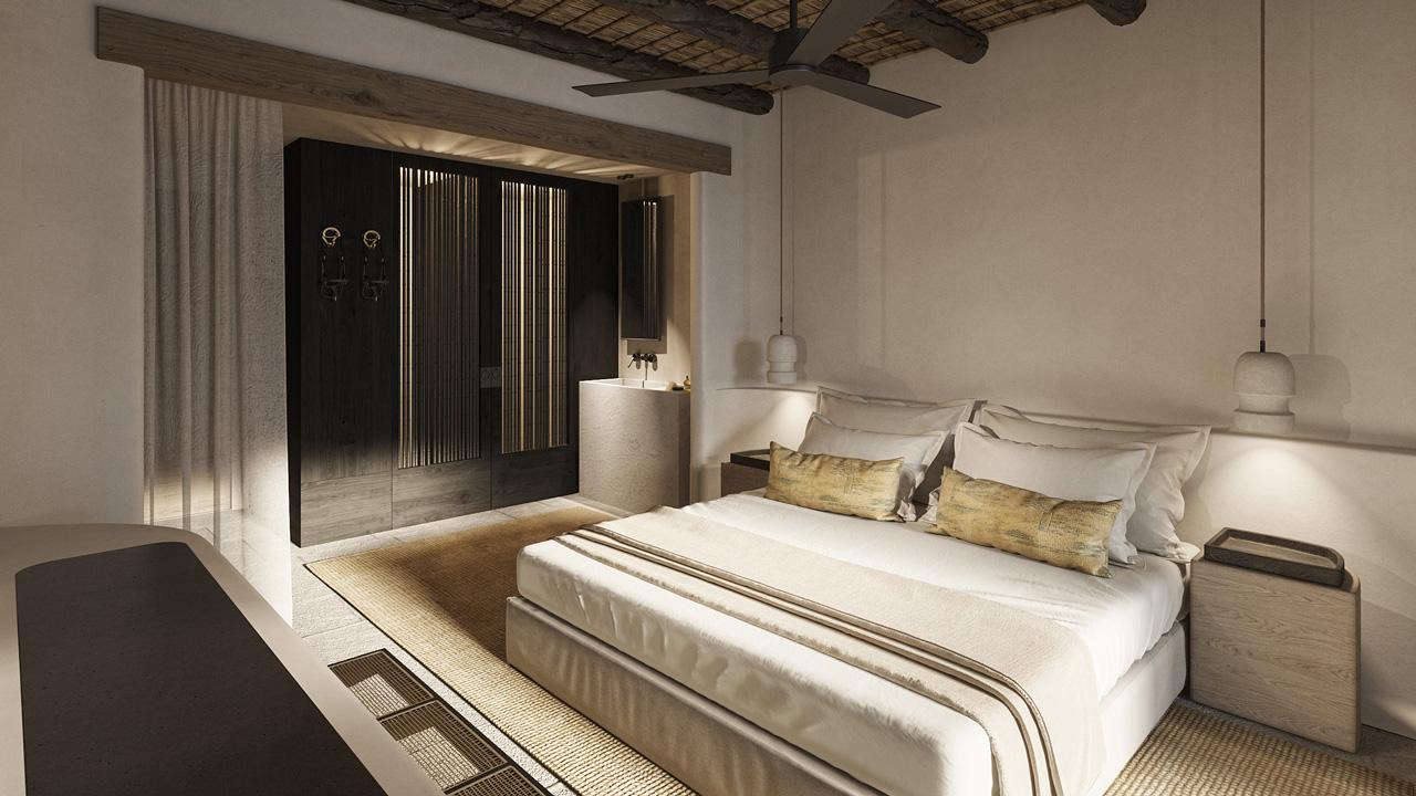 Villas at the Kalesma Mykonos Luxury Hotel Greece - Casol