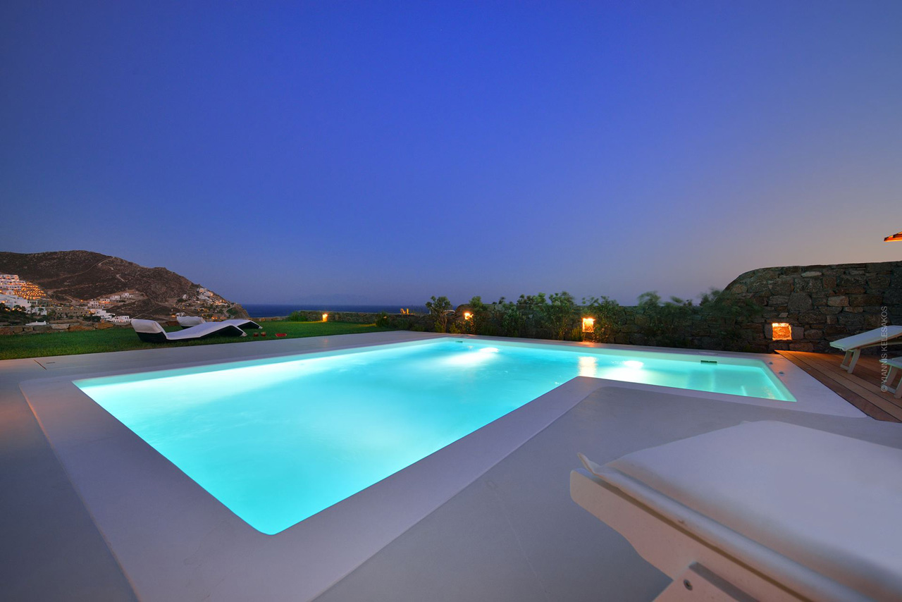 Villa Ginger Red, Mykonos