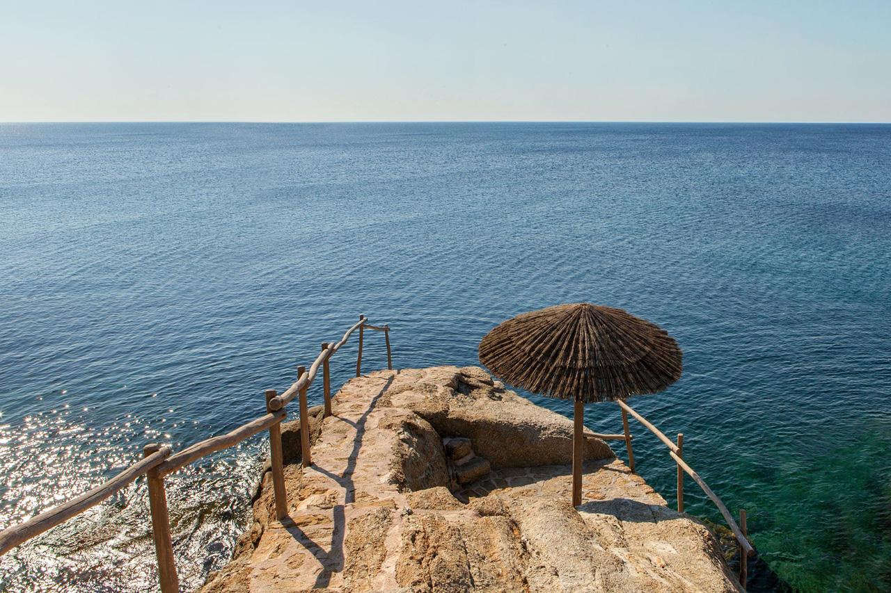 Villa Aegean Oasis, Lia Beach, Mykonos, Greece