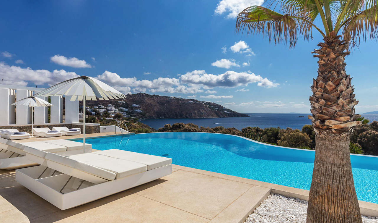 Best Island Beaches For Partying Mykonos St Barts: Villa Rentals / Casol Villas France