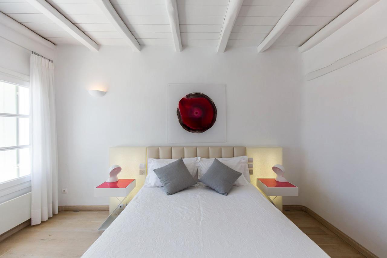 Villa Palmera, Plage Ornos, Mykonos, Grèce