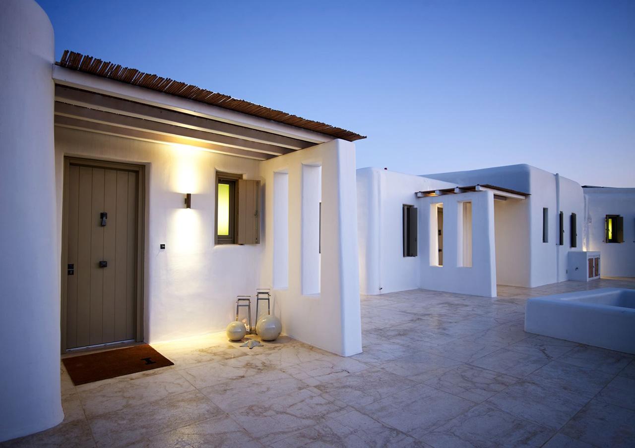 Villa Arya, Paradise Beach, Mykonos, Greece