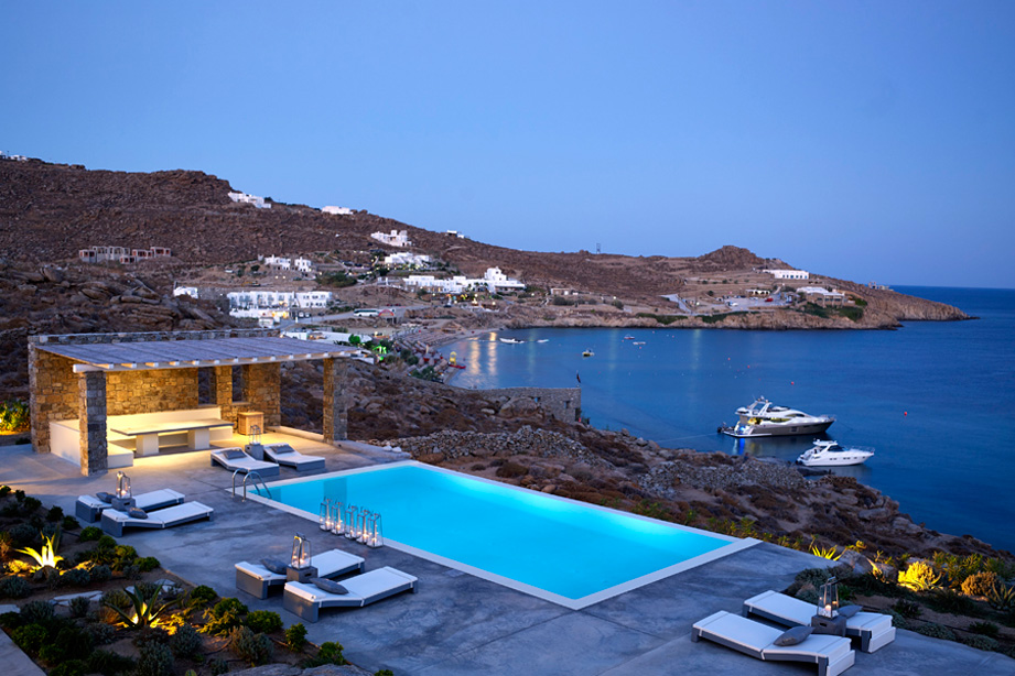 Villa for rent near Paradise Beach, Mykonos