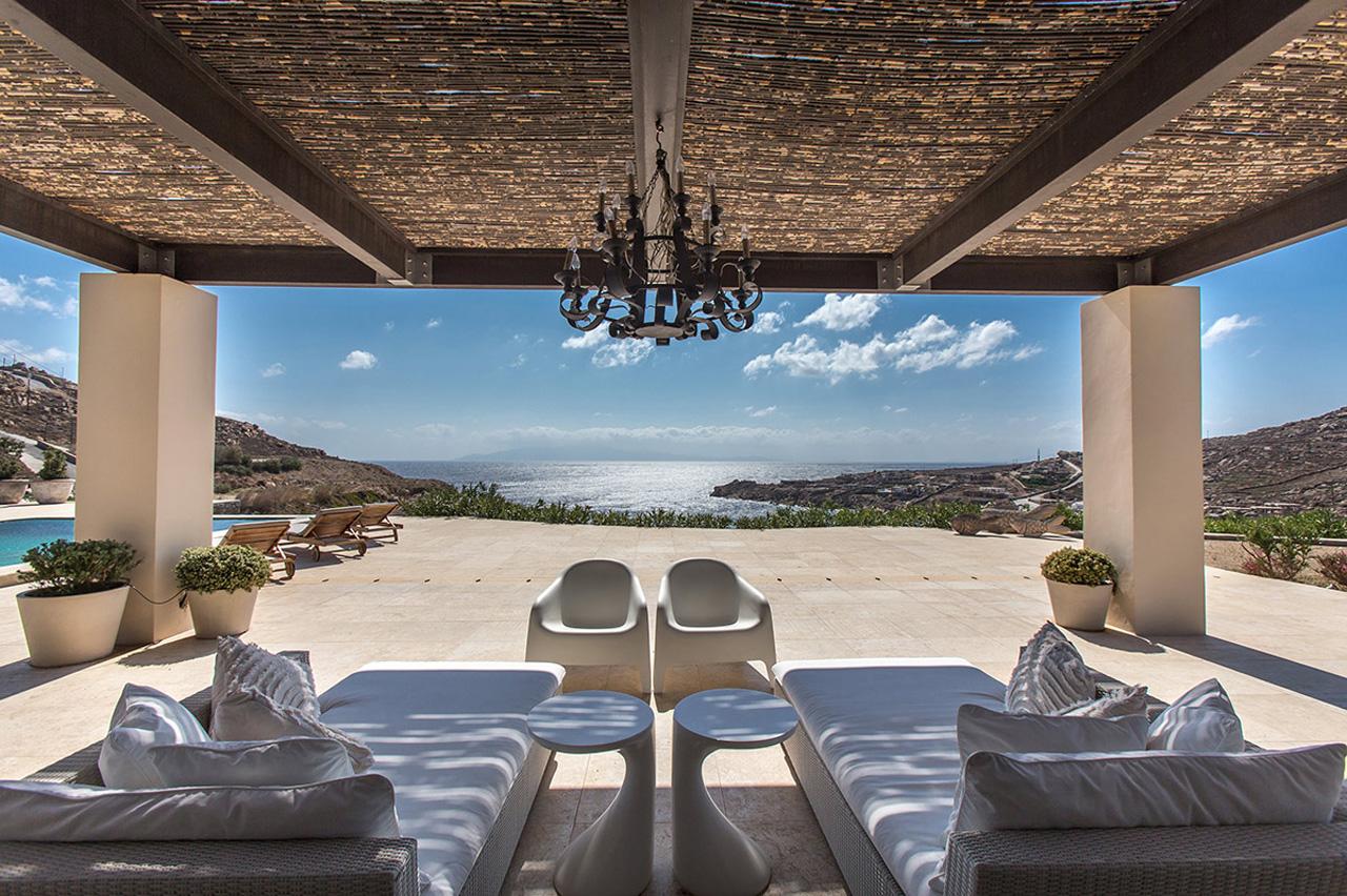 Villa Honde, Super Paradise Beach, Mykonos
