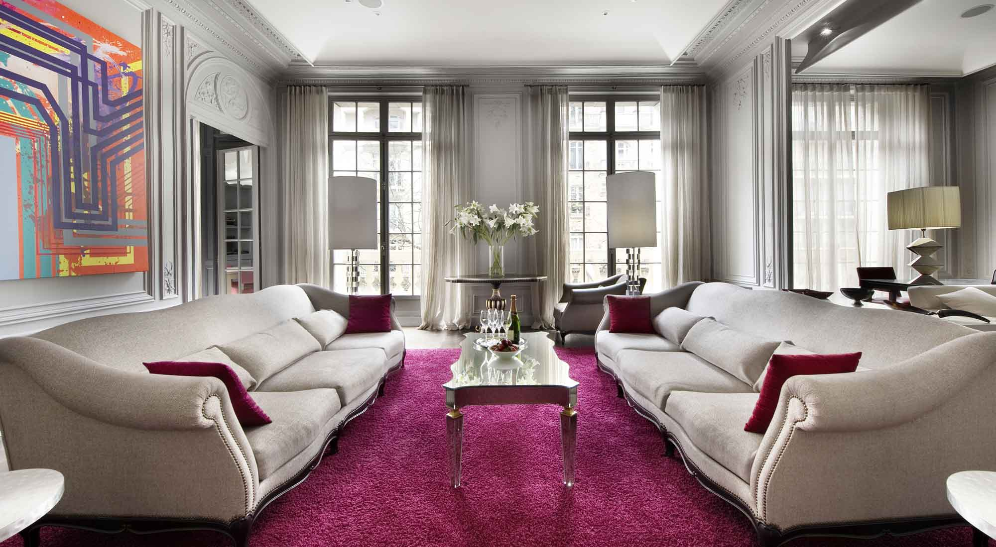 ... Paris Luxury Apartment For Rent In The 16th ...