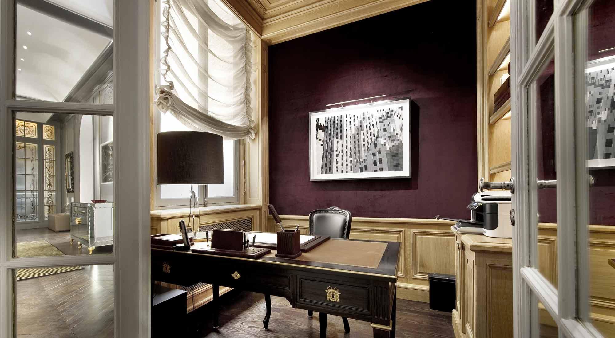 Paris luxury apartment for rent in the 16th