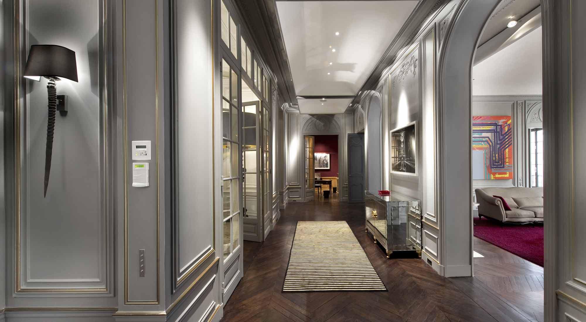 Le Poincaré, Paris luxury Apartment for Rent, 16th / Casol ...