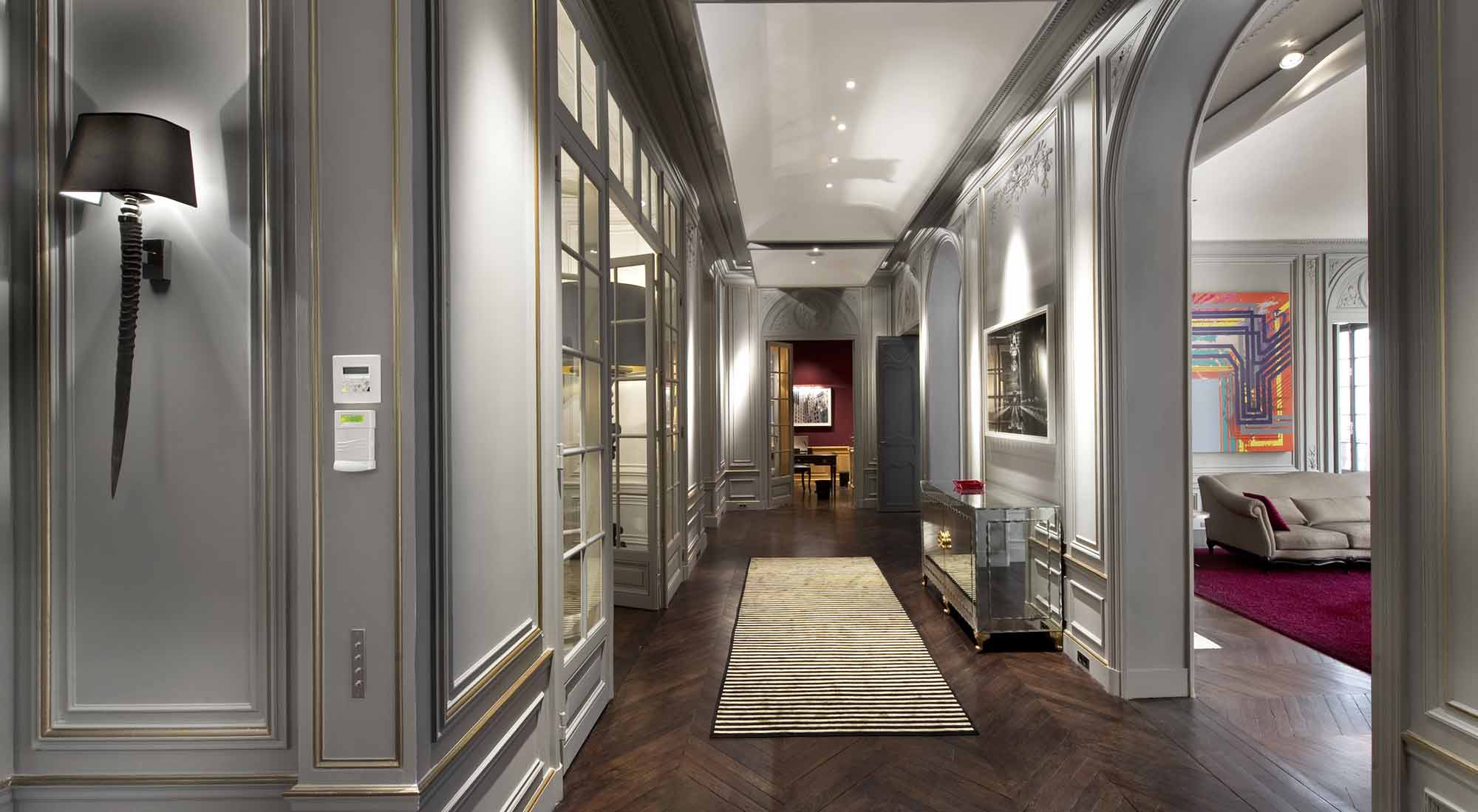 Paris Luxury Apartment for Rent, France
