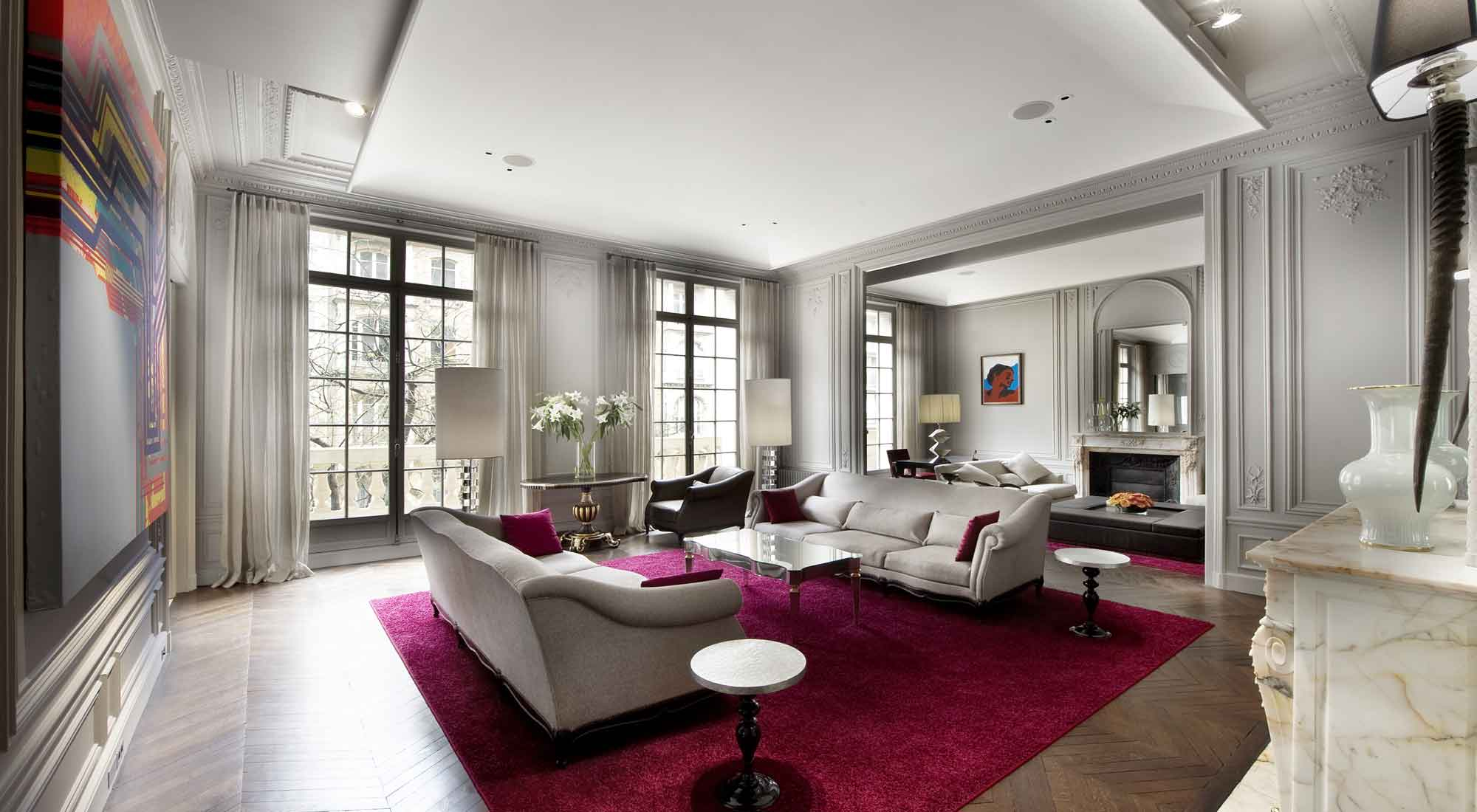 Paris luxury Apartment for Rent / 16th / Casol Villas France