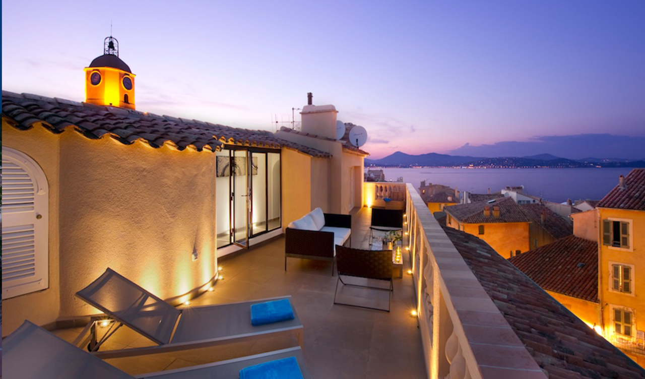 Apartment for rent in Saint-Tropez