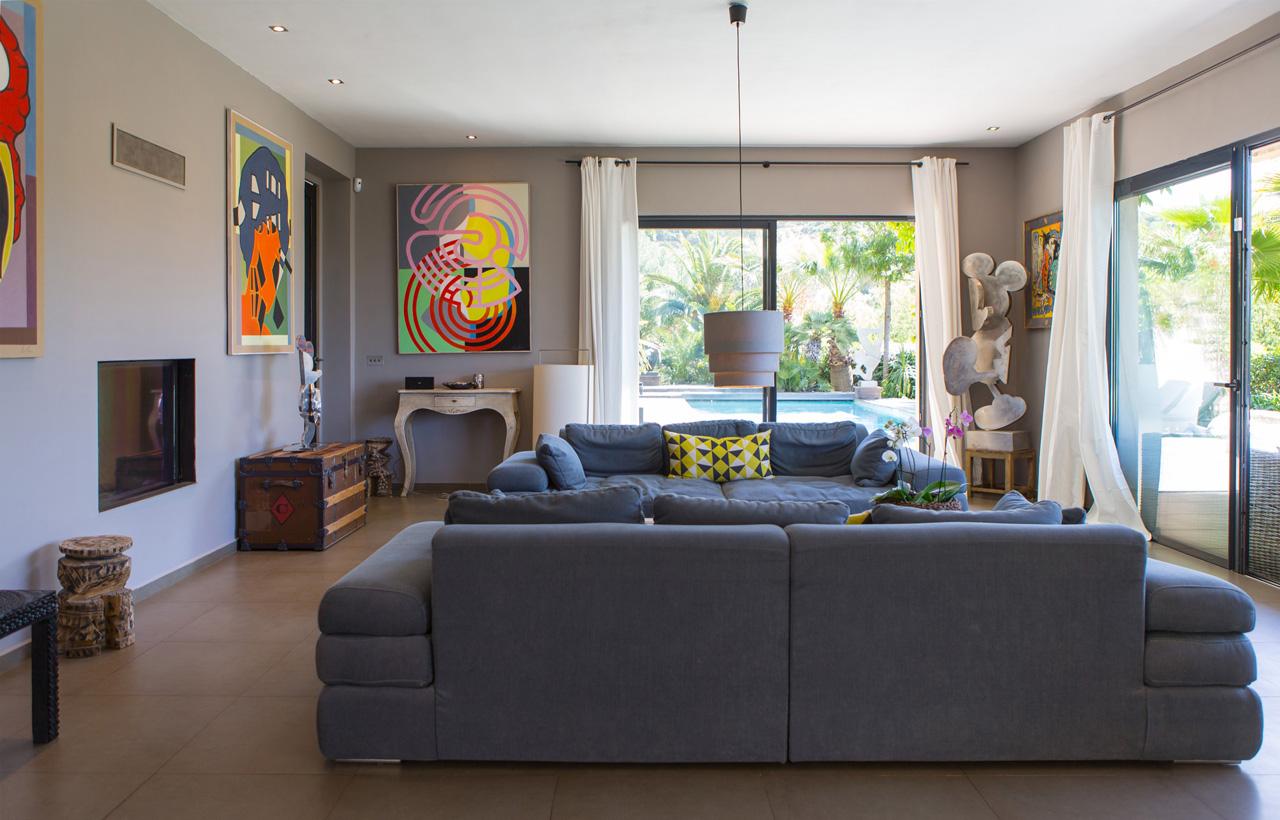 Maison de l'Artiste, Saint-Tropez, French Riviera, France