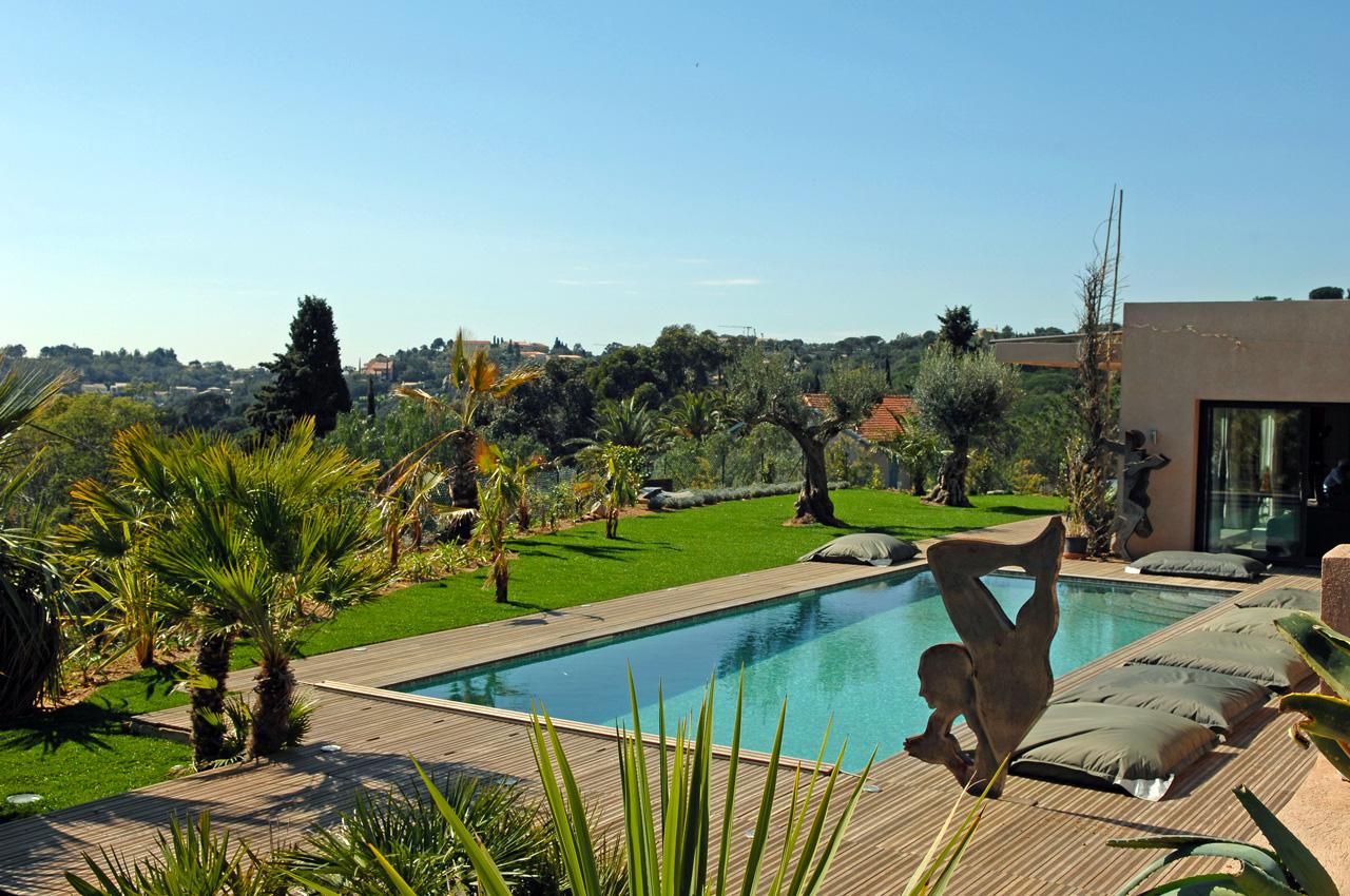Villa for rent in Saint-Tropez