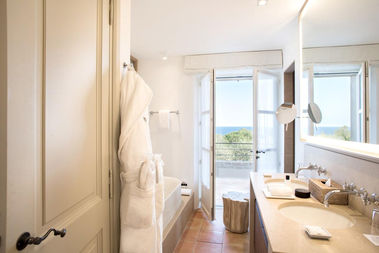 Villa 1, Reserve de Ramatuelle, Saint-Tropez