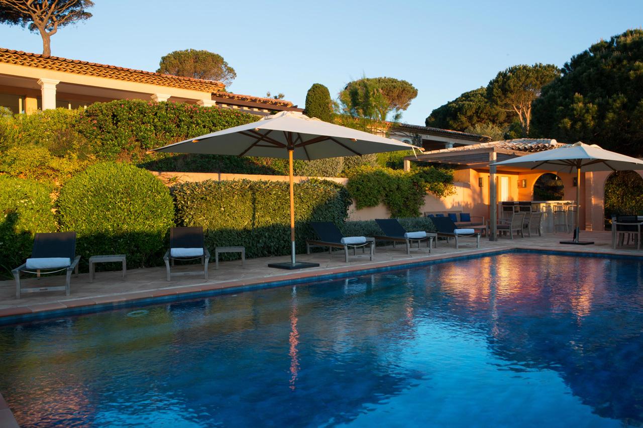 Villa 11, Reserve de Ramatuelle, Saint-Tropez