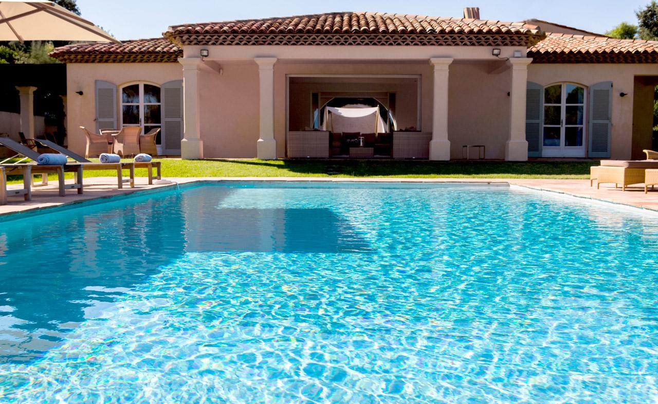 Villa 17, La Réserve de Ramatuelle, Saint-Tropez, France