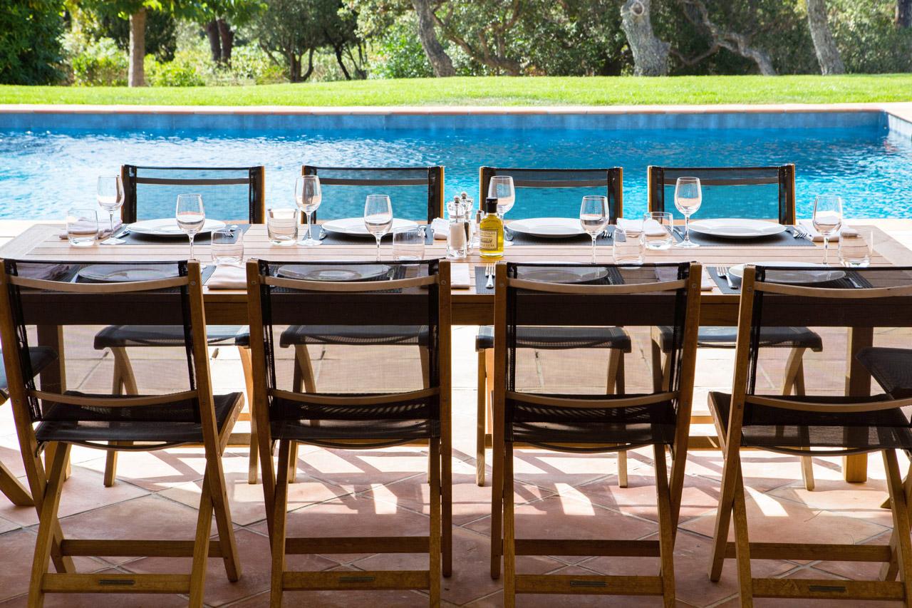 Villa 18, Reserve de Ramatuelle, Saint-Tropez