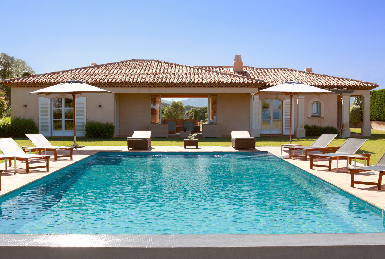 Villas In France With Private Pool