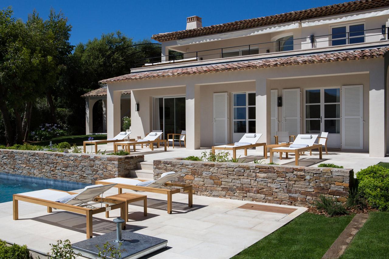 Villa 2, La Réserve de Ramatuelle, Saint-Tropez, France