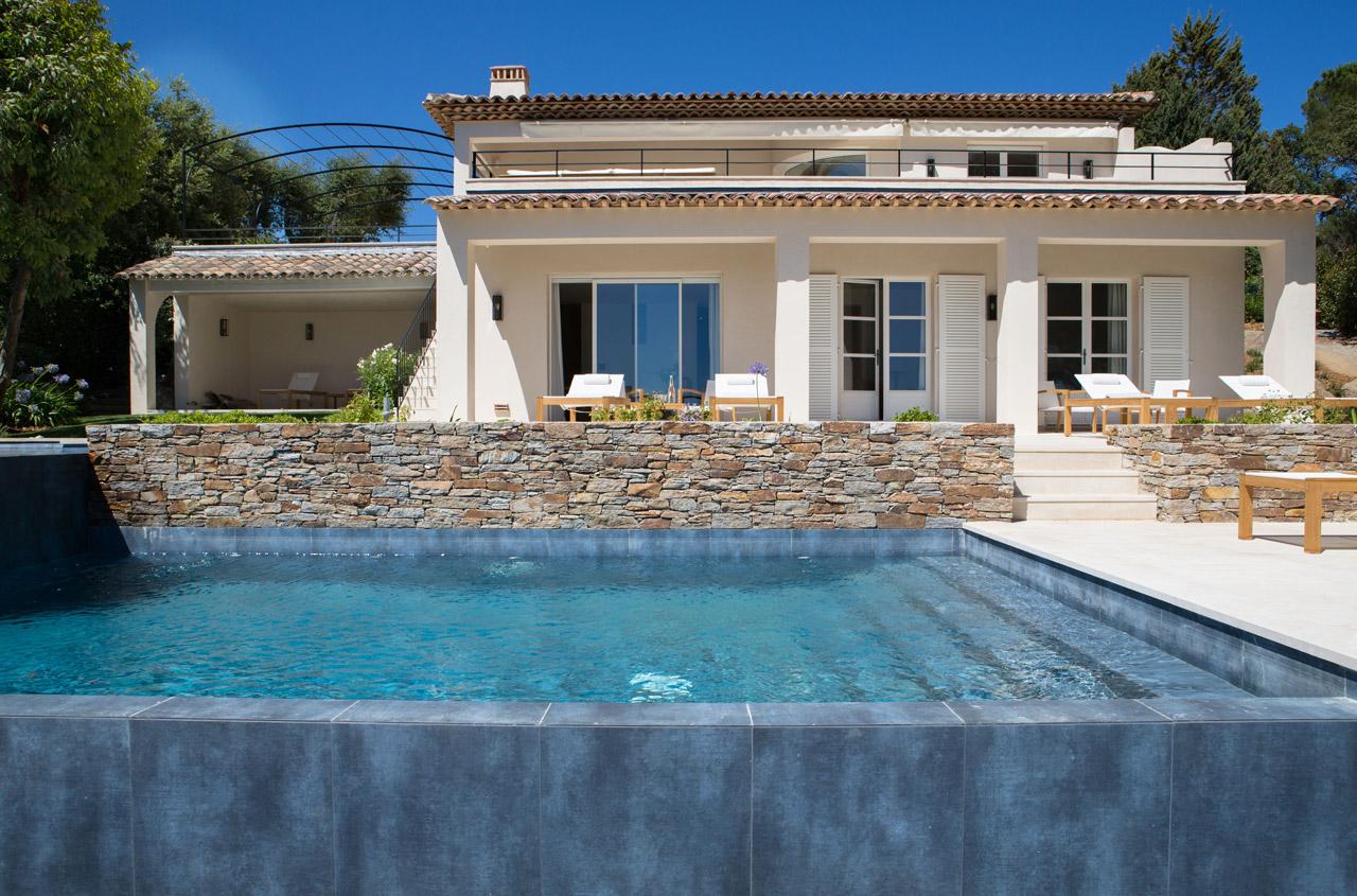 Villa 2, Reserve de Ramatuelle, Saint-Tropez