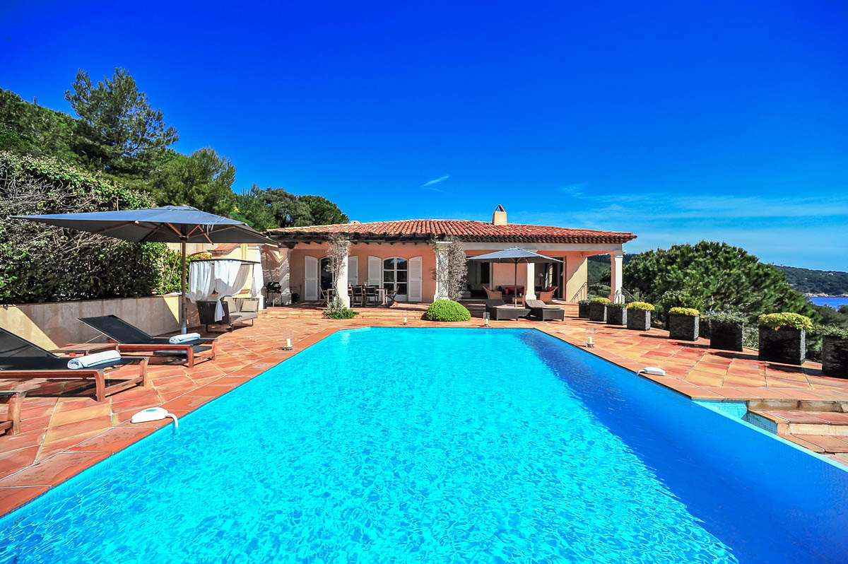 Villa 4, Reserve de Ramatuelle, Saint-Tropez