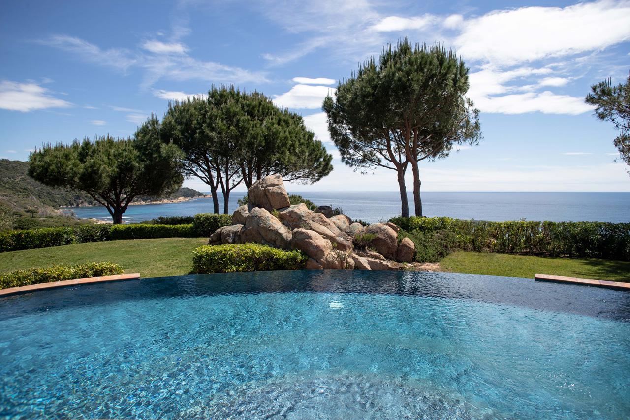 Villa 7, Reserve de Ramatuelle, Saint-Tropez
