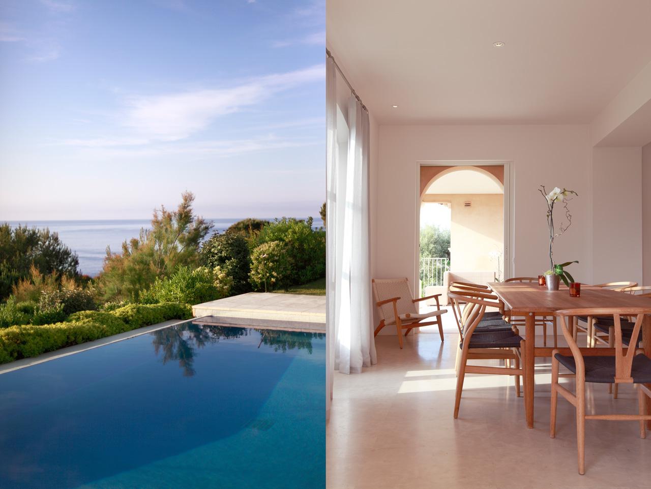 Villa 9, Reserve de Ramatuelle, Saint-Tropez