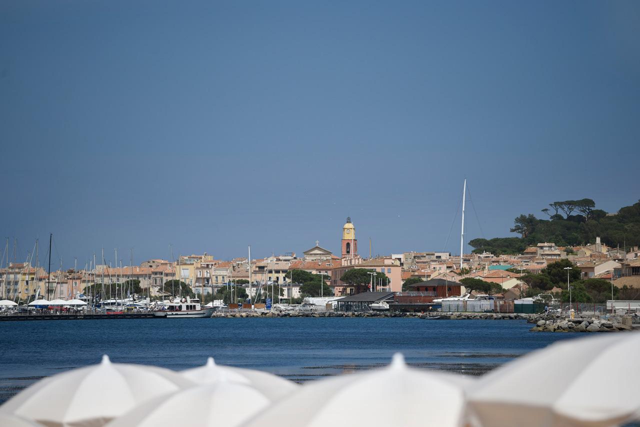 Résidence de la Pinède, Saint-Tropez, French Riviera, France