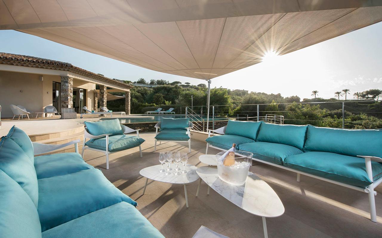 Villa Water's Edge, Saint-Tropez, French Riviera, France