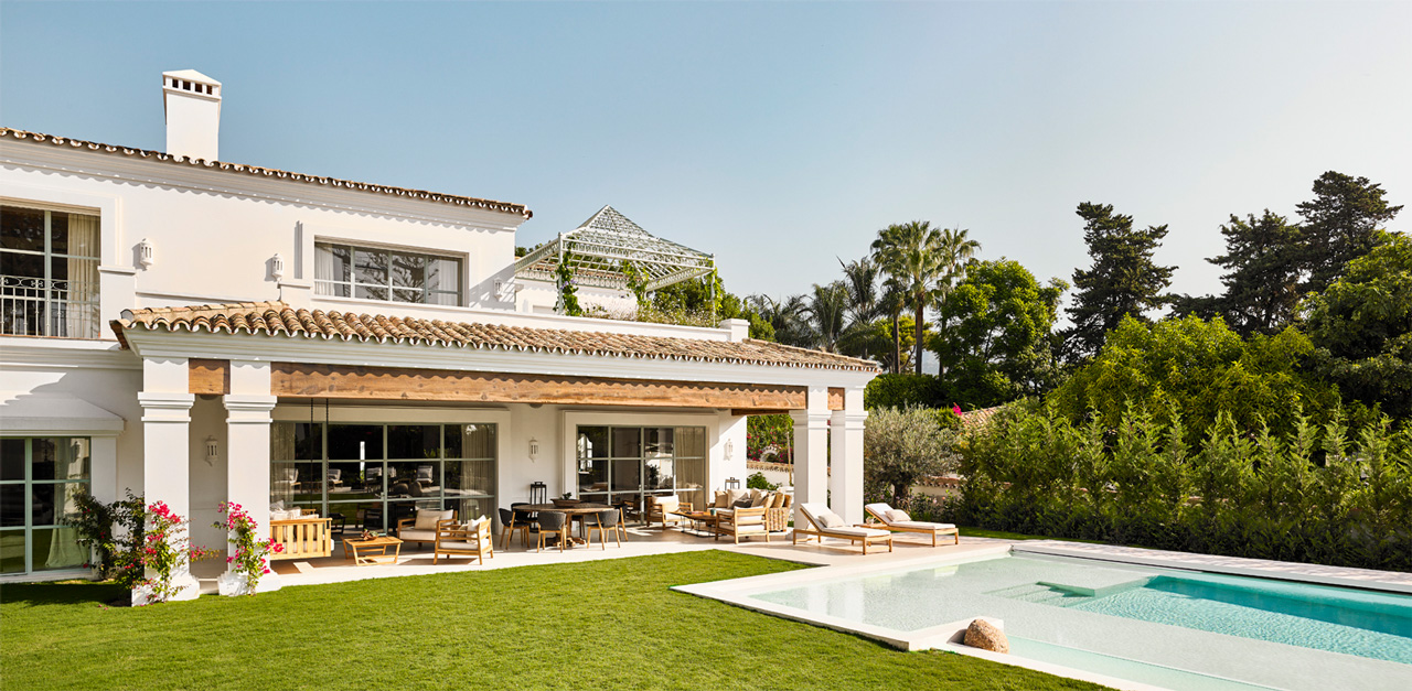 Five Bedroom Villa, Marbella Club, Spain