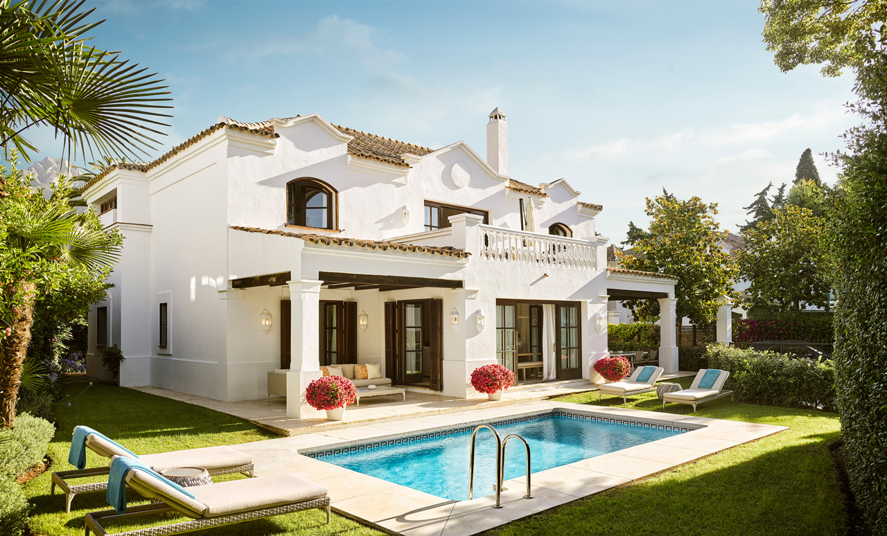 Four Bedroom Villa, Marbella Club, Spain