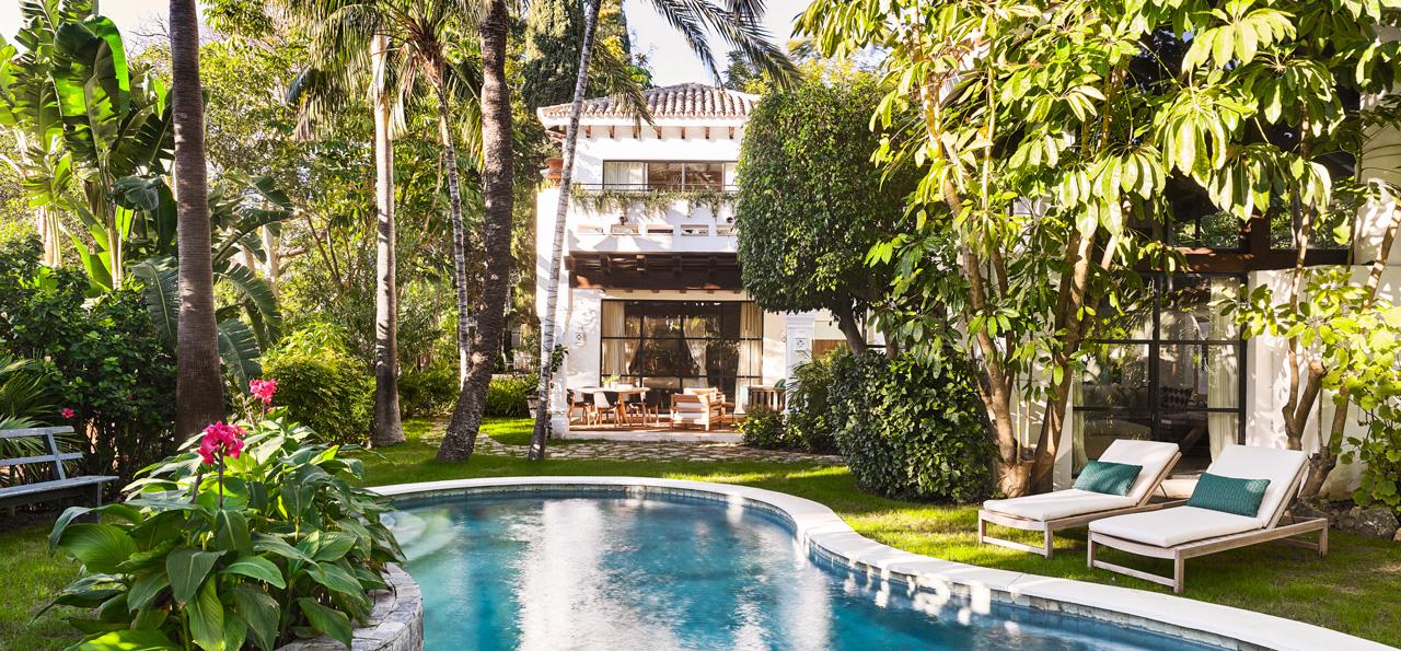 Villa Bel-Air, Marbella Club, Spain