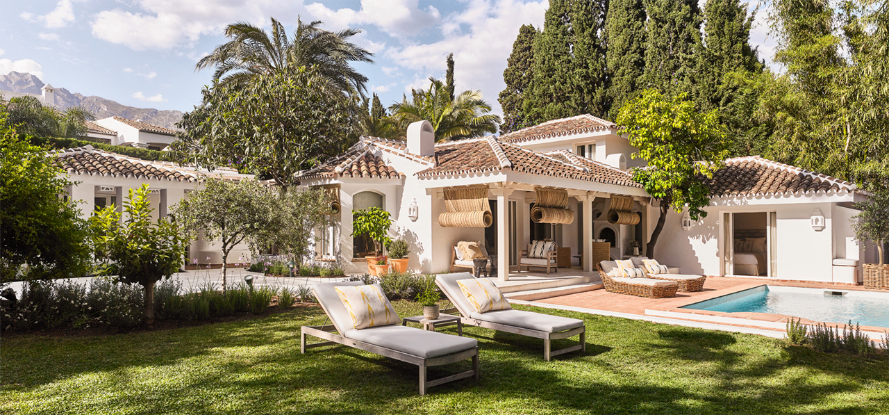 Villa Casabel, Marbella, Spain