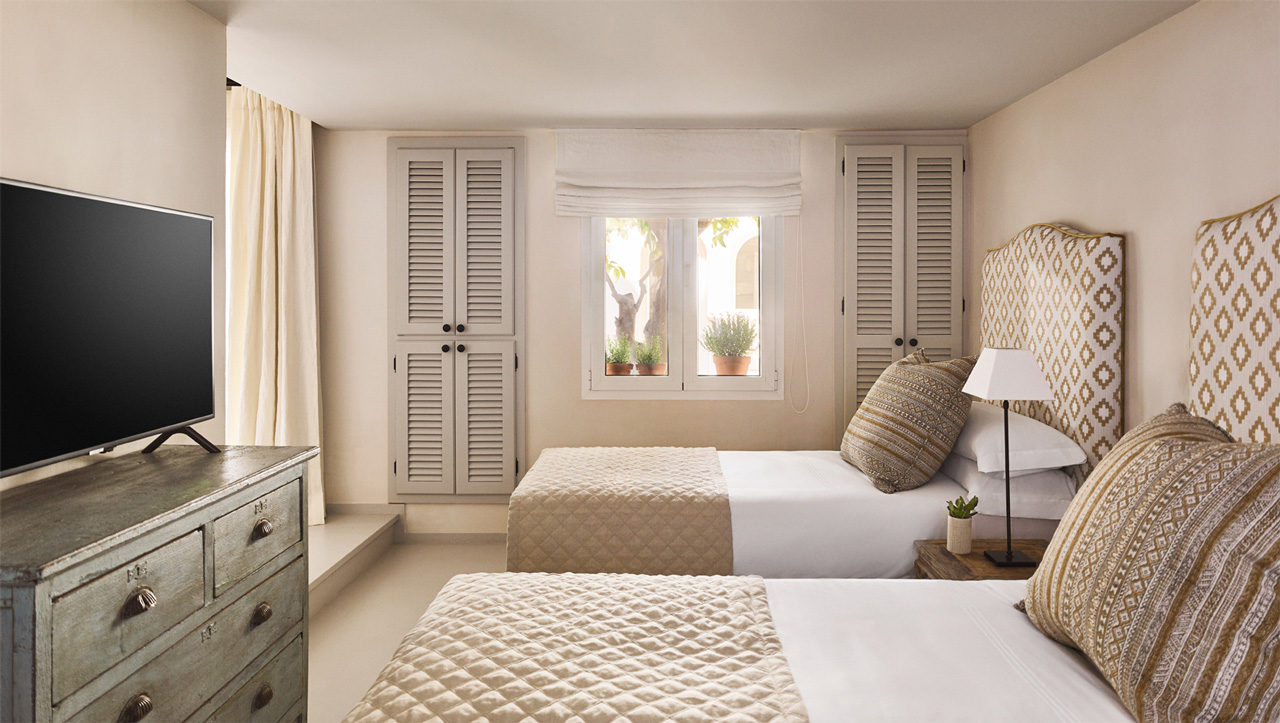 Villa Casabel, Marbella Club, Spain