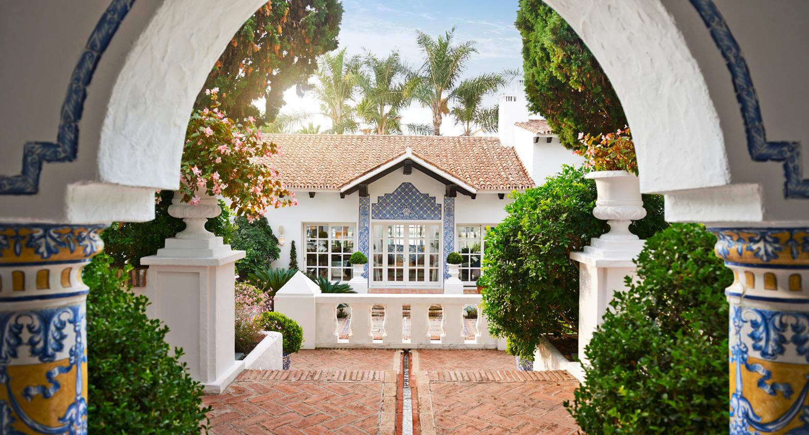Villa Del Mar, Marbella, Spain