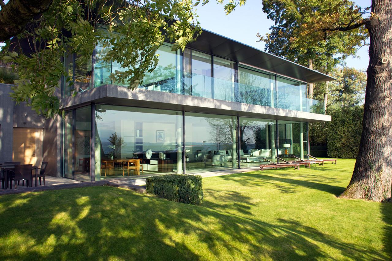 Villa du Lac, Genève, Suisse