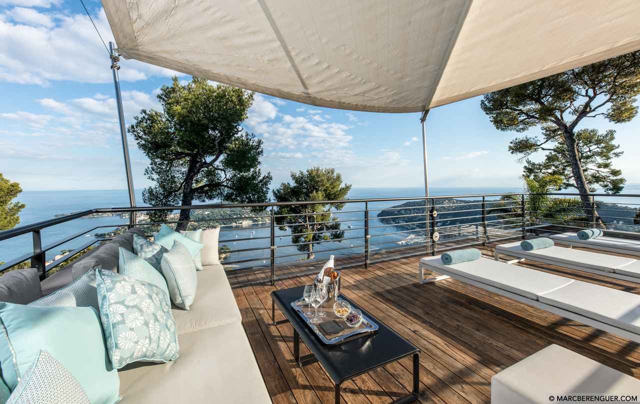 Villa Bayview, French Riviera, France